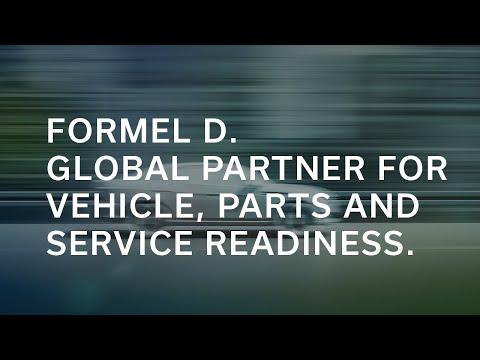 Produktportfolio der Formel D Group